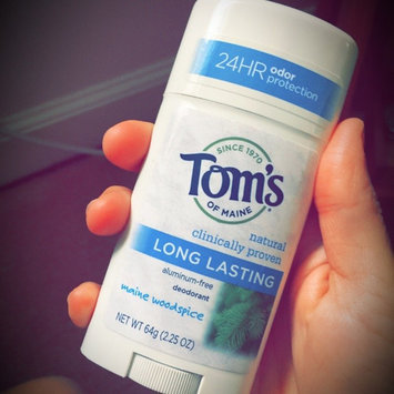 Photo of Tom's of Maine Men's Long Lasting Stick Deodorant uploaded by Grace F.