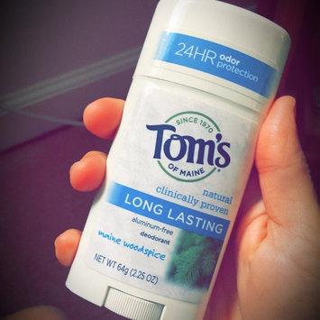 Tom's of Maine Men's Long Lasting Stick Deodorant uploaded by Grace F.