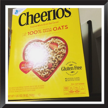 General Mills Cheerios Cereal uploaded by Aileen H.