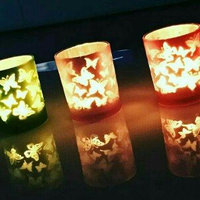 Essential Home Flameless White Tea Light Candles uploaded by Emma G.