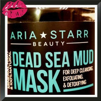 AriaStarrBeauty Dead Sea Mud Mask For Face, Acne, Oily Skin & Blackheads uploaded by Kandice D.