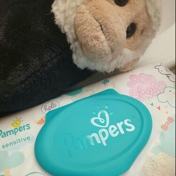 Photo of Pampers Sensitive Wipes Travel Pack, 56 ea uploaded by Julia S.