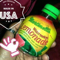 Photo of Martinelli's Lemonade Watermelon 10 fl oz Plastic Bottle uploaded by Sierra B.