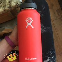 Hydro Flask Insulated Wide Mouth Stainless Steel Water Bottle, 32-Ounce [] uploaded by Serena E.