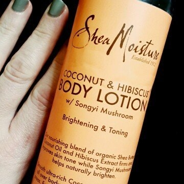 Shea Moisture Organic Shea Butter Lotion uploaded by Nora C.
