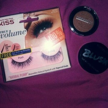 Kiss® Looks So Natural Lashes uploaded by Ligia D.