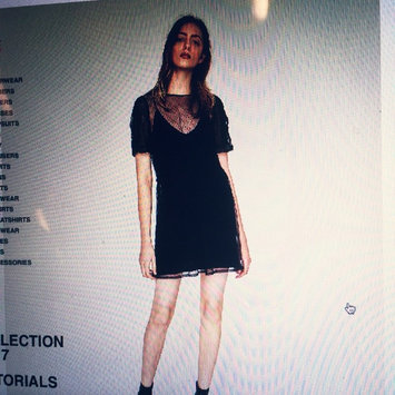 Photo of Sweet Stripe Contrast Ponte Dress uploaded by Dana H.