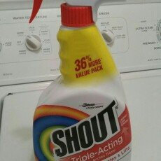 Shout® Advanced Action Gel uploaded by Rachael M.