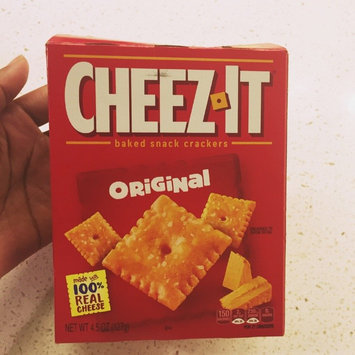 Cheez-It® Original Baked Snack Crackers uploaded by Fannia