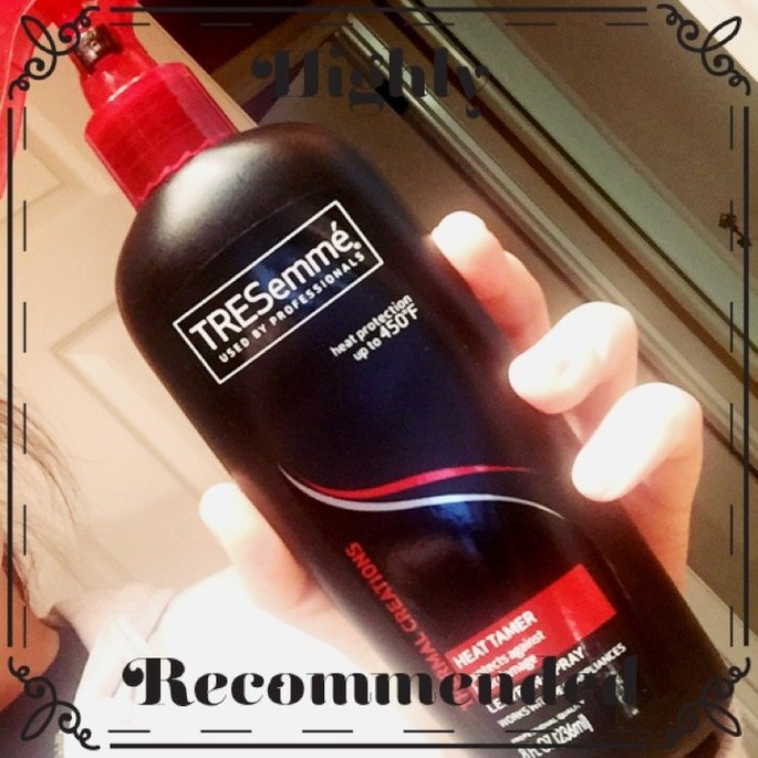 TRESemme Thermal Creations Heat Tamer Protective Spray uploaded by Martha Z.
