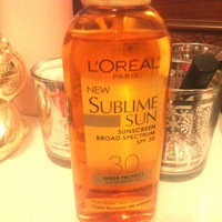 L'Oréal Paris Advanced Suncare Invisible Protect Dry Oil Spray 50+ uploaded by dulce d.