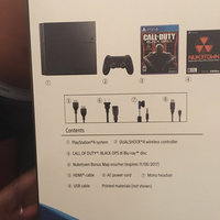 Sony Playstation 4 500GB Console & The Last of Us Remastered Bundle uploaded by Katura L.