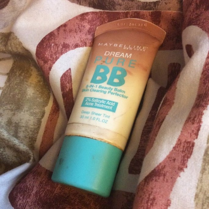 Maybelline Dream Pure BB Cream Skin Clearing Perfector uploaded by Flo G.