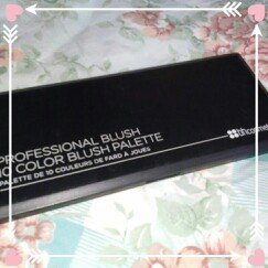 Bhcosmetics BH Cosmetics 10 Color Professional Blush Palette uploaded by Hodra Vanessa S.