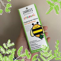 Zarbee's Naturals Children's Grape Cough Syrup + Mucus Relief - 4 oz uploaded by lupe b.