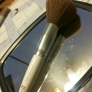 Photo of e.l.f. Cosmetics e.l.f. Total Face Brush uploaded by Nikki G.