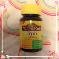 Nature Made Iron Tablets uploaded by .Dominguez D.
