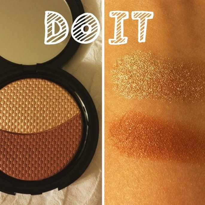 MAKE UP FOR EVER Pro Sculpting Duo 2 Golden 0.28 oz uploaded by Alyssa A.