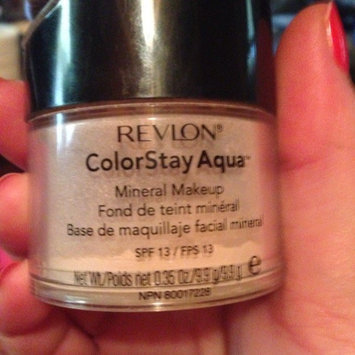 Photo of Revlon Colorstay Aqua Mineral Makeup uploaded by Melanie N.