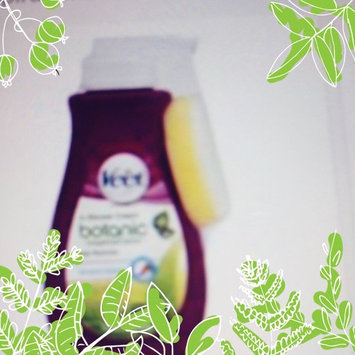 Photo of Veet® Botanic Inspirations® In Shower Hair Removal Cream (Sensitive Formula) uploaded by Brandy B.