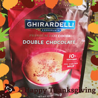 Ghirardelli Chocolate Premium Hot Cocoa, Double Chocolate uploaded by Ammy A.