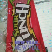 Sour Patch Sour Punch Strawberry Candy Straws uploaded by Maura J.