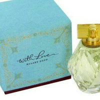 WITH LOVE HILARY DUFF by Hilary Duff EAU DE PARFUM SPRAY 3.3 OZ *TESTE uploaded by Jazmin m.