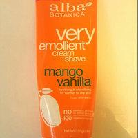 Alba Botanica Very Emollient™ Cream Shave Mango Vanilla uploaded by Michal C.