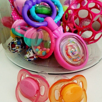 Photo of Philips Avent CLOSEOUT Avent Soother Freeflow Silicone Pacifiers 0-6 Months uploaded by Natasha N.