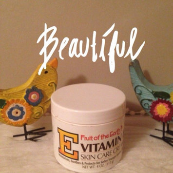 Photo of Fruit of the Earth Vitamin E Skin Care Cream uploaded by Marlene C.