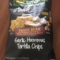 Eatsmart Snacks™ Garlic Hummus Three Bean Tortilla Chips uploaded by Autumn F.
