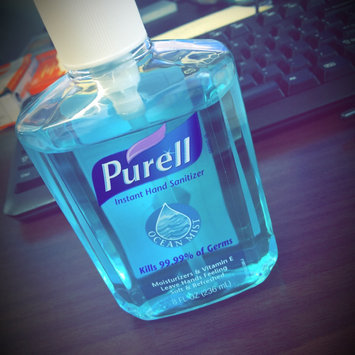 Purell Instant Hand Sanitizer uploaded by Geez L.