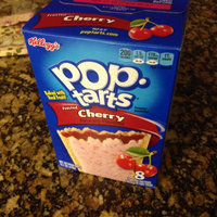Kellogg's Pop-Tarts Frosted Cherry Toaster Pastries uploaded by Amber T.
