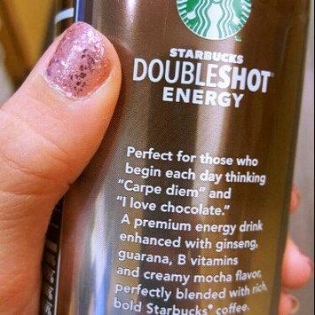 Photo of Starbucks Doubleshot Energy Coffee Drink Mocha uploaded by Sarah J.