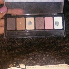 NYX The Adorable Shadow Palette uploaded by leticia v.