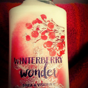 Photo of Bath & Body Works Winterberry Wonder Shower Gel uploaded by Tiffany M.