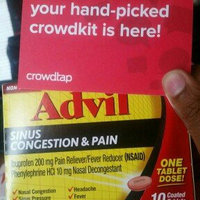 Advil® Sinus Congestion & Pain uploaded by Keshia D.