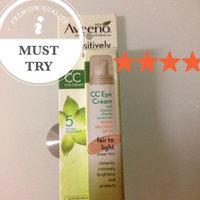Aveeno Positively Radiant CC Eye Cream SPF 25 uploaded by Celia G.