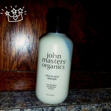 Photo of John Masters Organics - Detangler Citrus & Neroli - 8 oz. uploaded by Anna M.