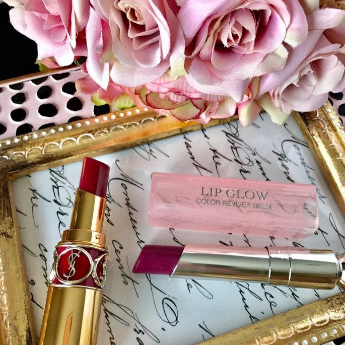 Dior Dior Addict Lip Glow 006 Berry 0.12 oz/ 3.52 g
