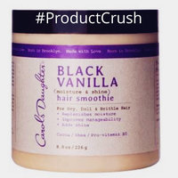 Carol's Daughter Black Vanilla Moisturizing Hair Smoothie uploaded by Stephanie G.