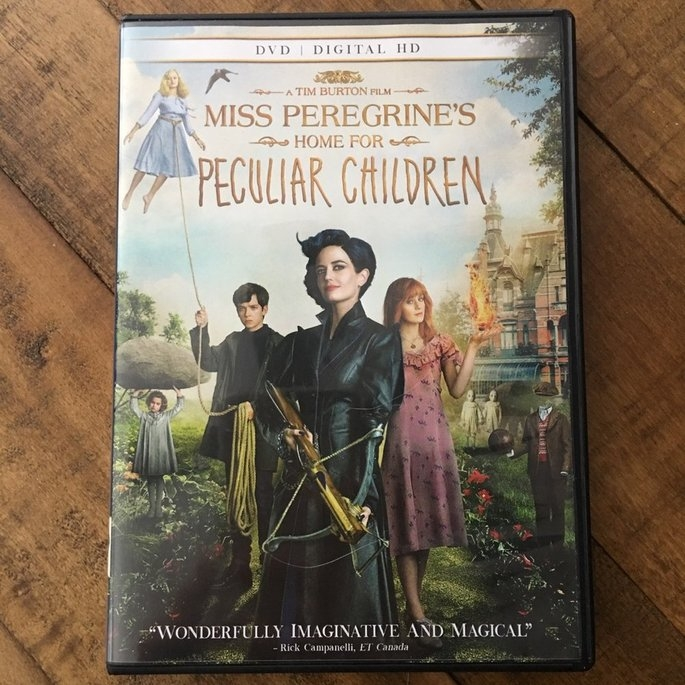 Miss Peregrine's Home For Peculiar Children [includes Digital Copy] (dvd) uploaded by Heather C.