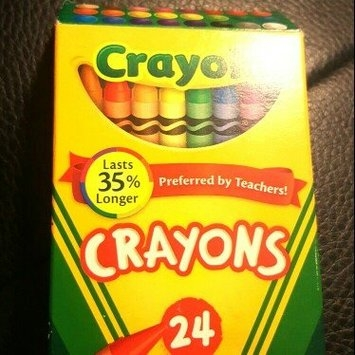 Crayola 24ct Crayons uploaded by Lupita S.