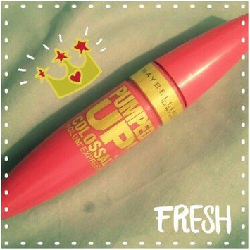 Maybelline Volum'Express Pumped Up! Colossal Waterproof Mascara uploaded by Valeria A.