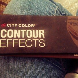 City Color Cosmetics Contour Effects Palette uploaded by Karol E.