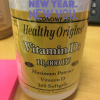 Healthy Origins Vitamin D3 uploaded by Anya P.