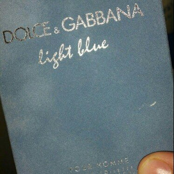 Dolce & Gabbana Light Blue Pour Homme uploaded by Teresa M.