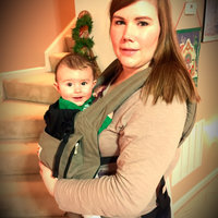 ERGObaby Ergobaby Original Collection Baby Carrier - Aussie Khaki uploaded by Amanda P.