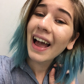 Photo of Ion Color Brilliance Brights Semi-Permanent Hair Color Shark Blue uploaded by Caralynn M.