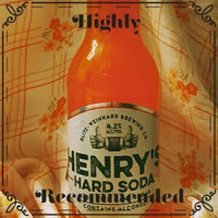 Henry's Hard Soda™ Hard Orange 12 fl. oz. Bottle uploaded by Ashley C.